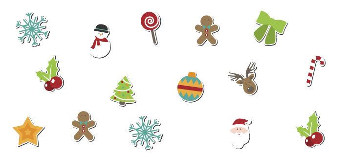 Arte para caneca: Natal