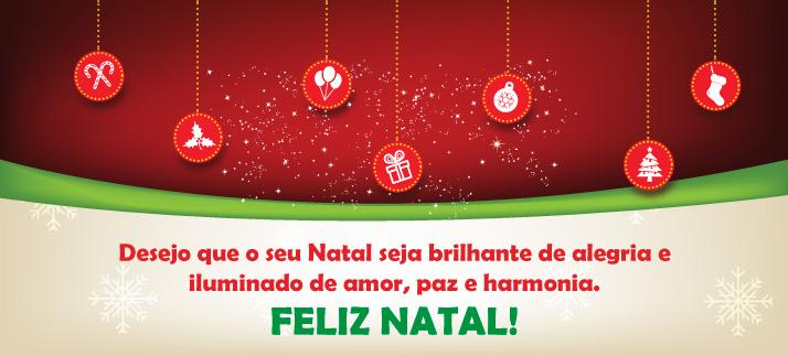 Arte para caneca: Desejo que o seu natal seja brilhante de alegria, iluminado de amor, paz e harmonia. Feliz Natal!