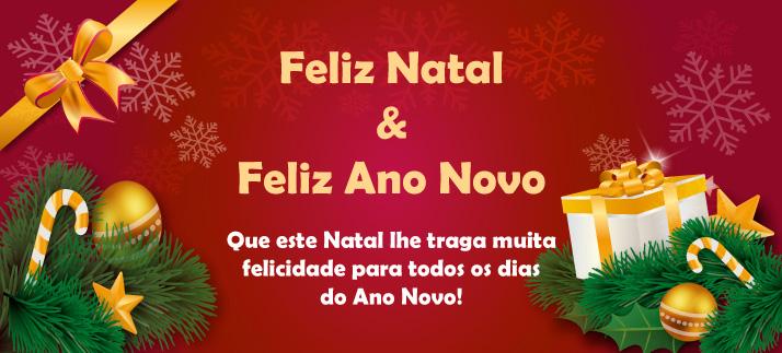 Arte para caneca: Que este Natal lhe traga muita felicidade para todos os dias do Ano Novo!