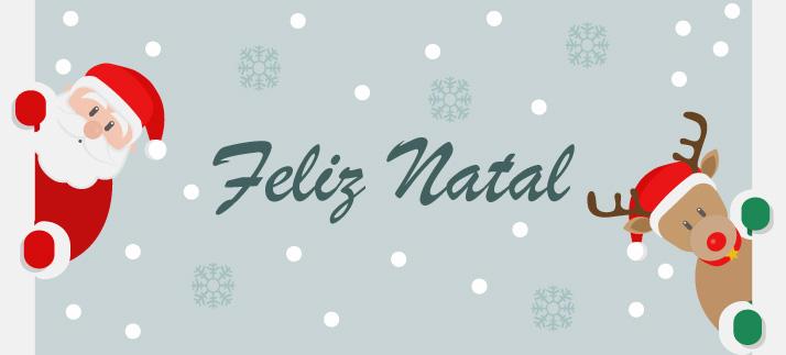 Arte para caneca: Feliz Natal