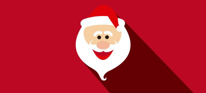 Arte para caneca: Natal, Papai Noel