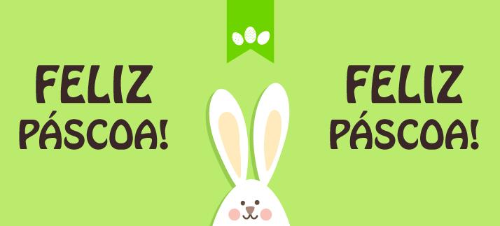 Arte para caneca: Feliz páscoa! - Páscoa