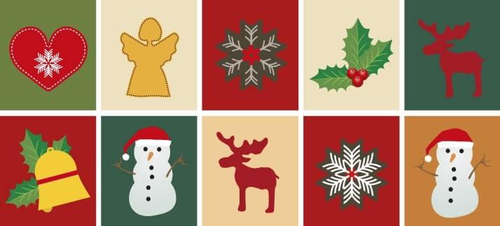 Arte para caneca: Natal - Natal